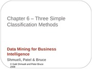 Chap6_ThreeSimpleClassificationMethods-1