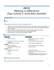 B839 Day school 1 booklet.docx
