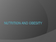 PP13Nutrition and obesity.ppt