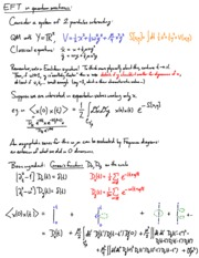Applications of Quantum Field Theory to Geometry Lecture 6.2 effective-quantum-mechanics