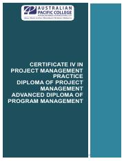 CERTIFICATE IV IN MARKETING DIPLOMA OF MARKETING ADVANCED DIPLOMA OF MARKETING.pdf