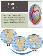 Lecture 3 - Plate Tectonics.pptx