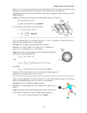 Thermodynamics HW Solutions 4