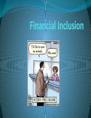 L - 25 Financial inclusion 1.pptx
