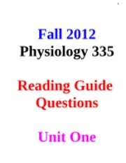 Fall 2012 Reading Guide Questions