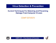 Lecture 7_Virus Detection & Prevention