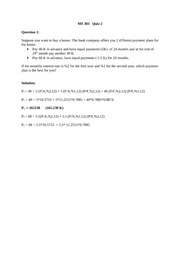 MS 303 QUIZ 2_solution