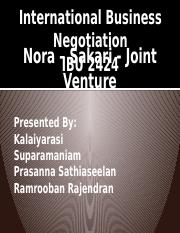 nora sakari Strategic alliances with the negotiation between nora, a malaysian supplier of   nora was a leading supplier of telecom equipment in malaysia while sakari.