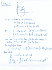 Physics 325 Spring 2011 Homework 8 Solutions