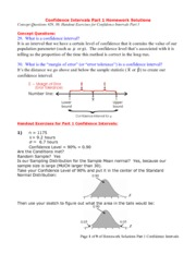 Ch9_Conf-Intervals-Part1_Homework_Solutions