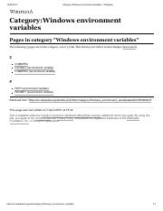 Category_Windows environment variables - Wikipedia.pdf