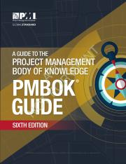 PMBOK Sixth Edition.pdf