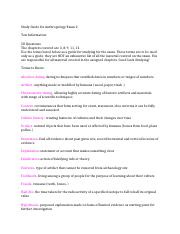 Study Guide for Anthropology Exam 2.docx