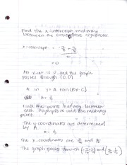 notes on angles 10: finding asymptotes