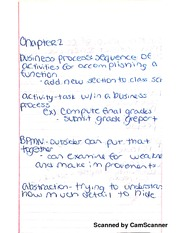 5 Components Framework Notes
