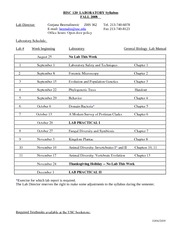 Fall 08 BISC 120 lab syllabus_1
