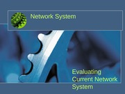 Chapter 2 Powerpoint Project NetworkSystem