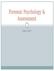 Intro to Forensic Psychology(1).pptx