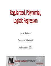 5.Regularized, Polynomial, Logistic Regression.pdf