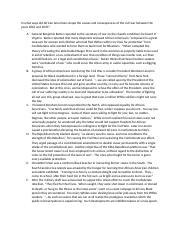 Ww1 essays