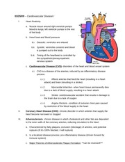 Lecture Notes Cardiovascular Health