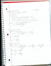 math 354 lecture 10 notes