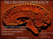 IP03 Neuropsychology