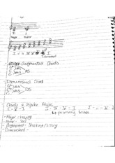 Music Class Notes 8