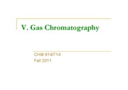 05 Gas Chromatography