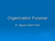 2-Organization Purpose