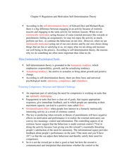 PSYB30-Chapter 9 Notes