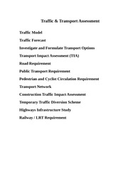 Project-_Traffic___Transport_Assessment-_Brief_doc