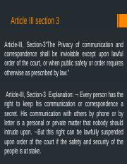 Article III section 3.pptx