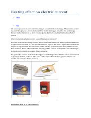 67636264-Heating-Effect-on-Electric-Current