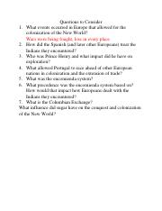 Questions to Consider-exam.docx