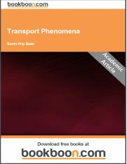 transport-phenomena