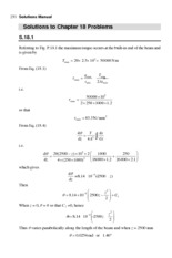 Aero Structures HW 3 Solutions
