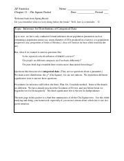 chi11.pdf - genetic mutations pogil answer key | Get Read ...