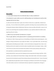 Primary Research Reflection.docx