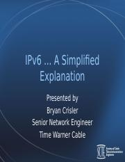 IPv6-a-simplified-explanation