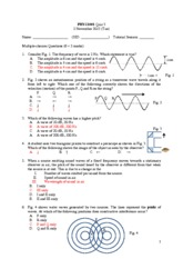 PHYS1001+_2013+Fall_+Quiz+3+solution