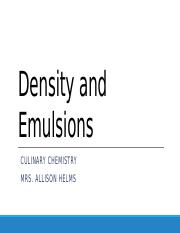 Module 5 Density and Emulsions.pptx