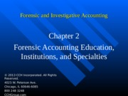 6Ed_CCH_Forensic_Investigative_Accounting_Ch02