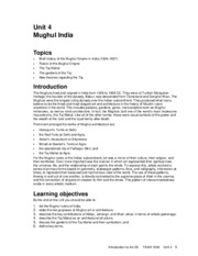 Unit 4- Mughul India.pdf