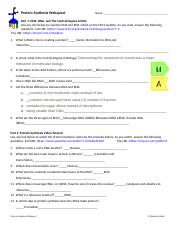 Copy of Protein Synthesis Webquest.docx - Protein ...