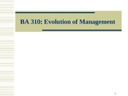 BA310-2-1 Evolution of Management Clicker Master