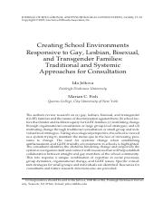 creating environments for LGBT.pdf