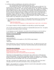 EDP 363 - Exam 2 Notes - Fall 2008 -Brownstein[1]