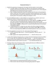 Homework #2 Chapter 7.doc - AP Statistics Homework#2 Unit ...