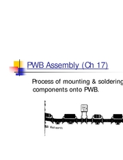 PWB Assembly-Ch17
